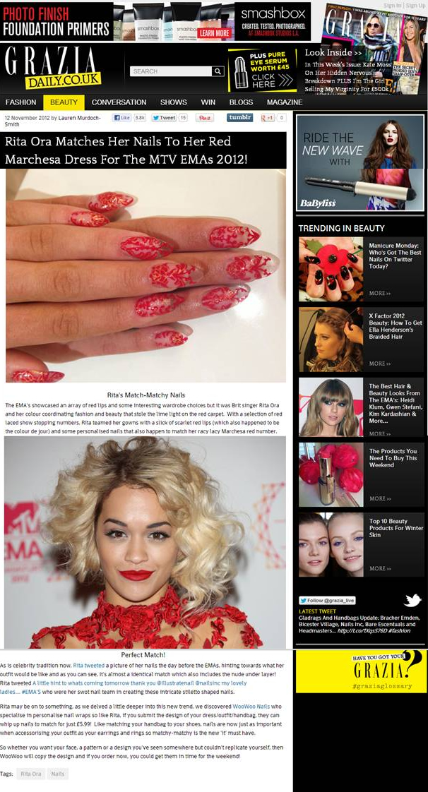 Rita_Ora_Matches_Nails_To_Dress_WooWooNails